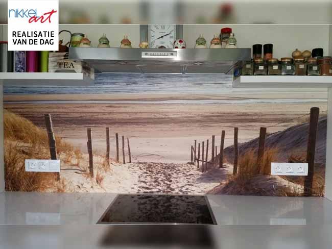 Wat is een keuken foto achterwand - Foto keuken ...