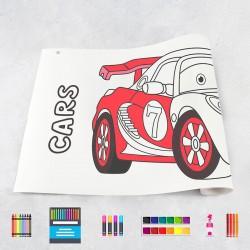 Tekenrol auto's 1