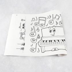 Tekenrol muziek