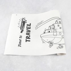 Tekenrol vliegtuigen