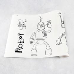 Tekenrol robots