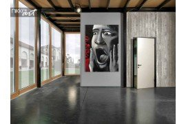 Streetstyle in huis? Print een foto op plexiglas graffiti