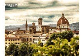 Florence en bergen