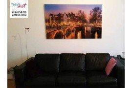 Foto op Plexiglas Amsterdam