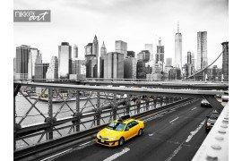 Taxi Taxi de Brooklyn Brug
