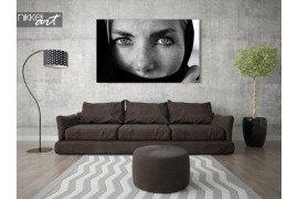 Een foto op plexiglas zwart wit: stijlvol en sfeervol