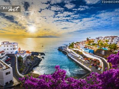Puerto de Santiago stad, Tenerife