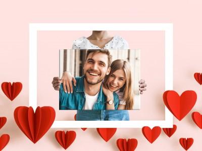 Op zoek naar een origineel, romantisch en gepersonaliseerd Valentijnscadeau?