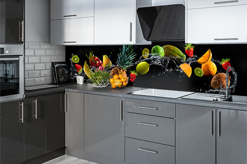 Keuken Foto Achterwand Met 30 Korting En Gratis Levering Nikkel Art Nl