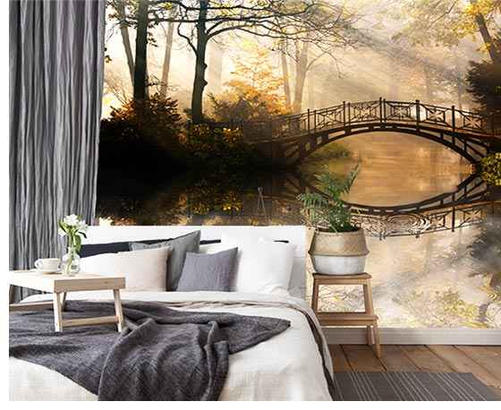 Non-woven washable wall murals ECO Premium