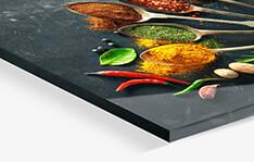 Acrylglas küchenrückwand