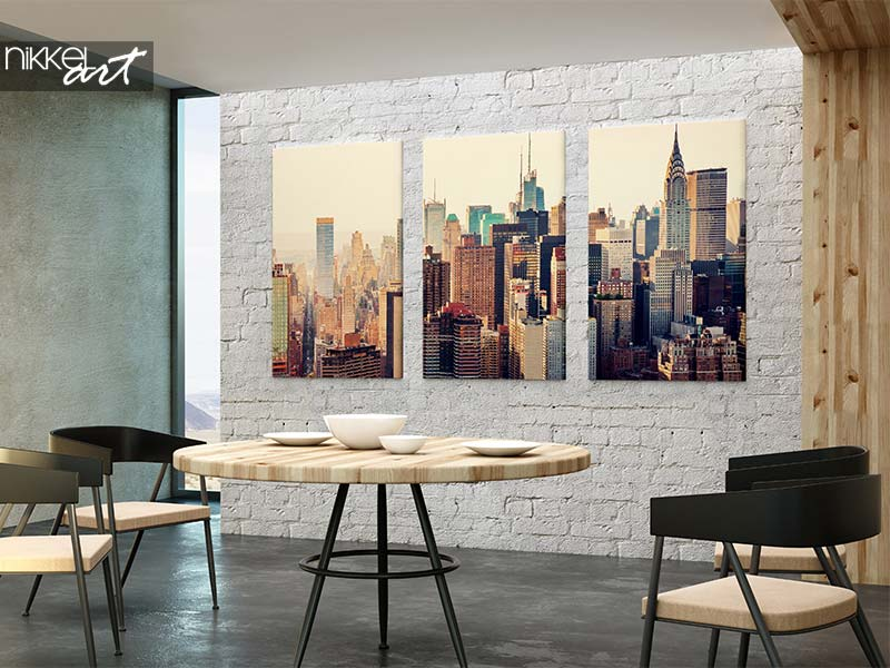 Foto op canvas New York