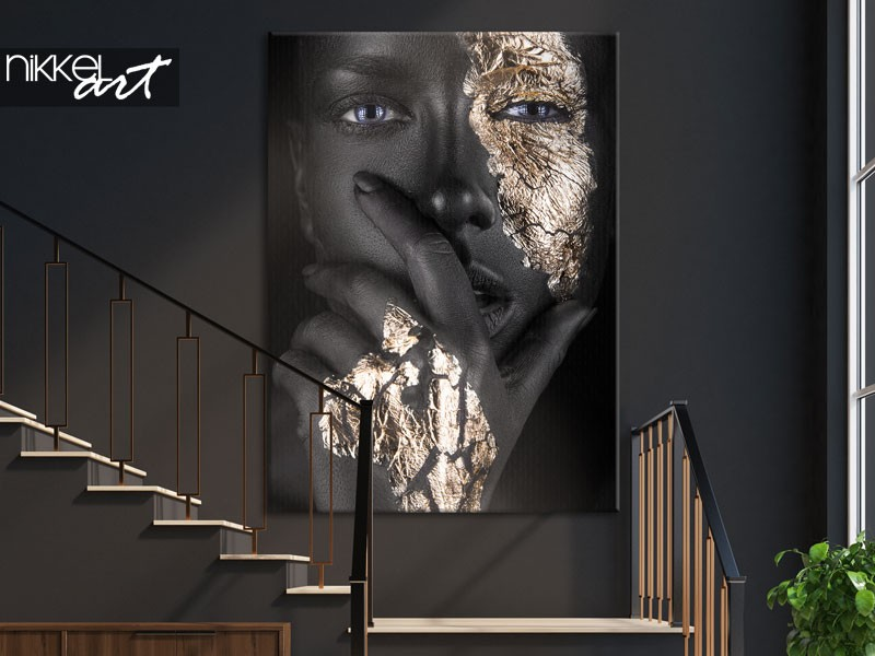 Grote canvas foto als blikvanger in jouw interieur