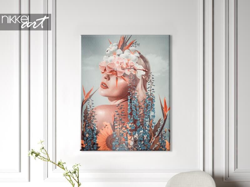 Maak nu goedkoop een foto op canvas