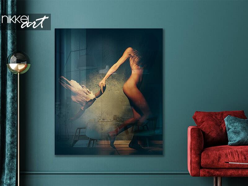 Exclusieve fotokunst: Jaime Ibarra op plexiglas