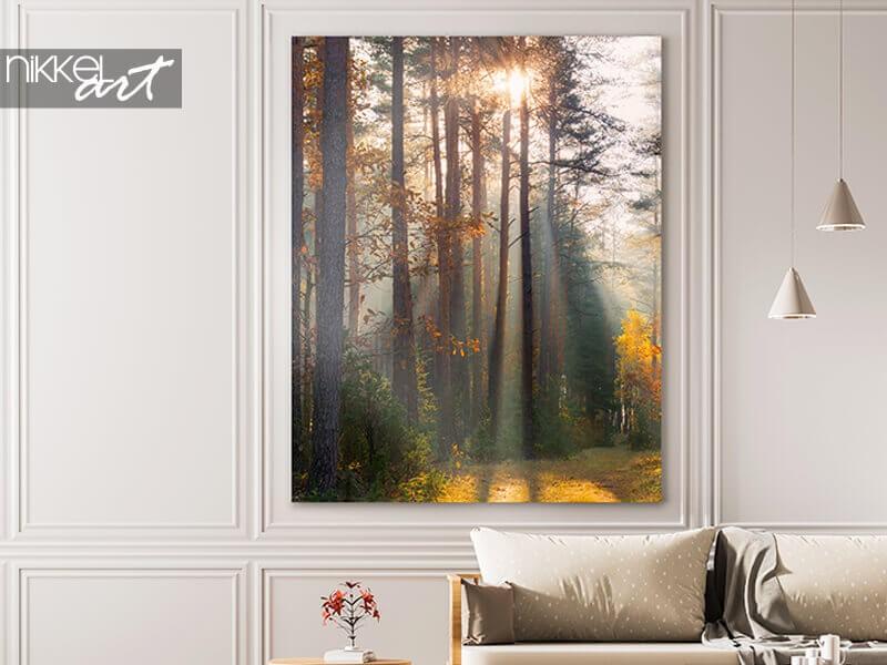Het perfecte aluminium landschap voor jouw interieur