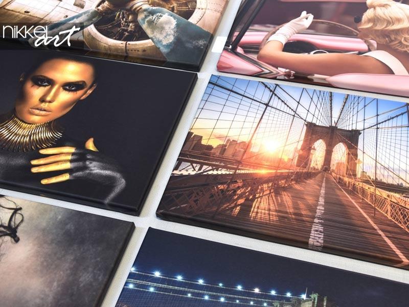 Waarom onze canvas foto's uitblinken in kwaliteit