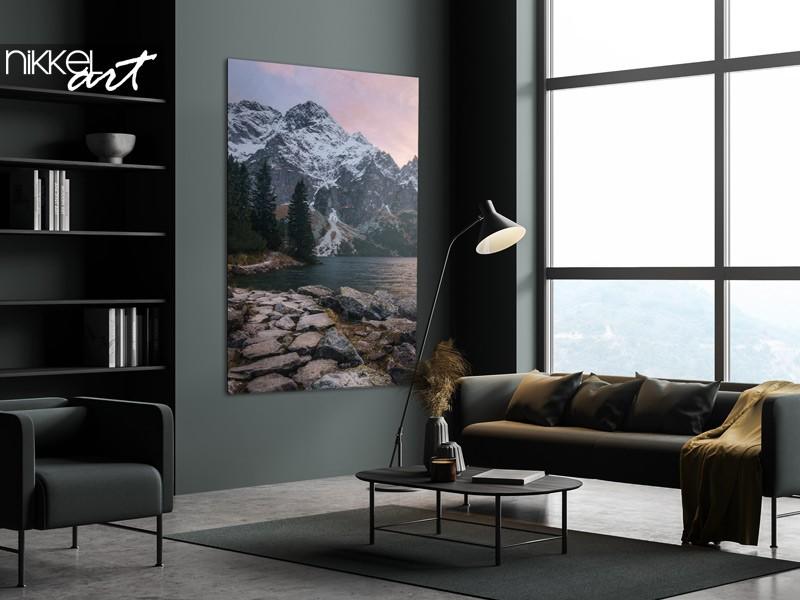 Woonidee: foto prints met bergen