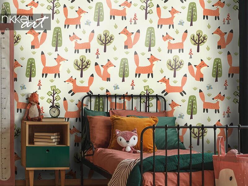 Decoratie-ideeën voor de slaapkamer van de kids