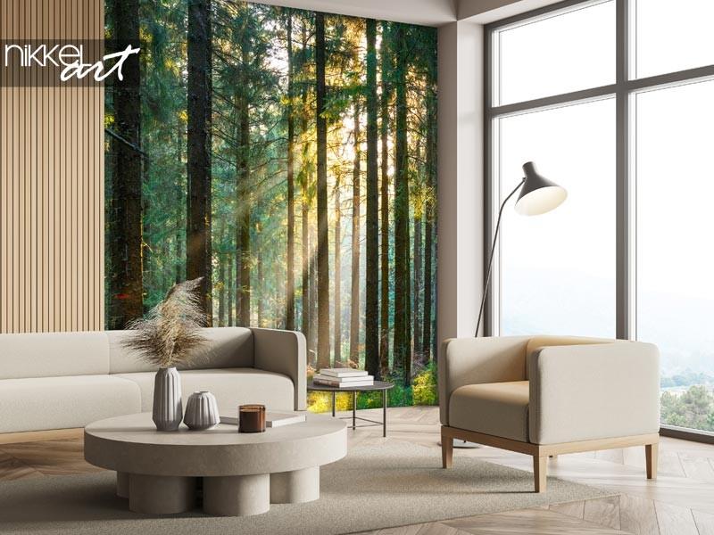 De mooiste bos wanddecoratie bestel je hier