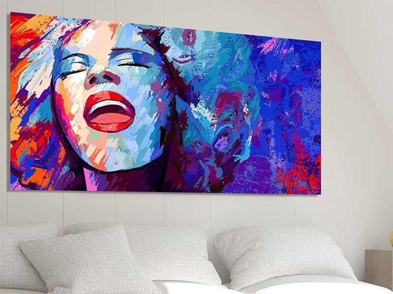 Foto op Plexiglas  Art Studio
