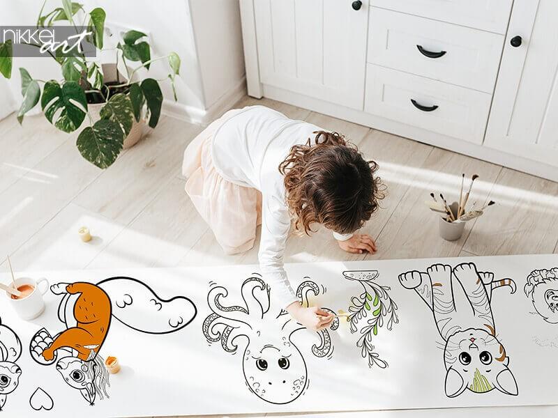 NIEUW: Tekenrollen | Eindeloos entertainment voor de kids