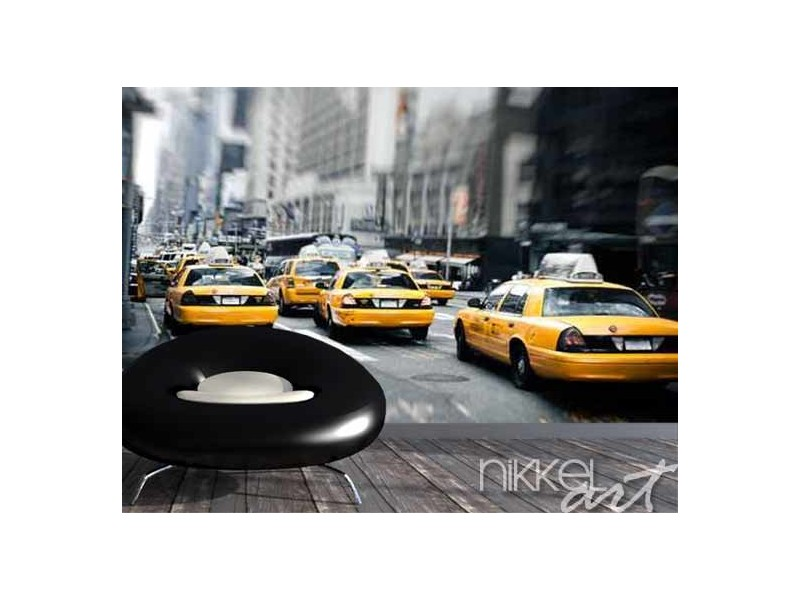 Fotobehang New York TAXI