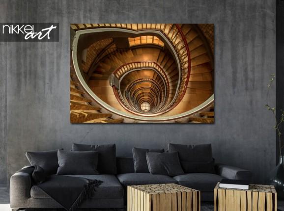 Foto op aluminium Peter Odekerken - Inverted