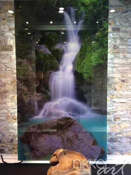 Foto op plexiglas waterval