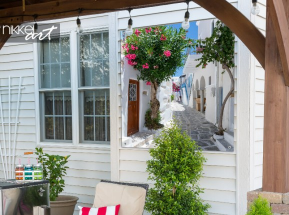 Tuinposter Griekenland