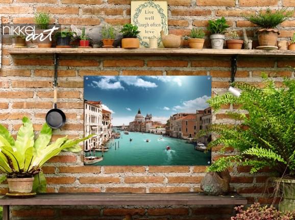 Tuinposter Venetië