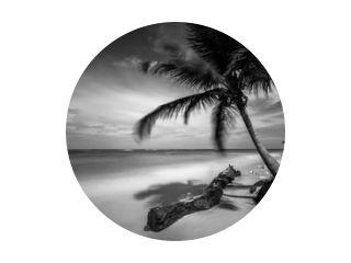 Punta Cana (B&W)