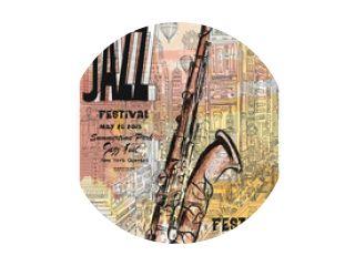 Jazz in New York, poster