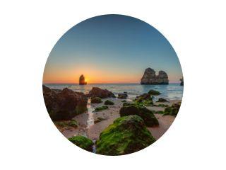Coastal dreams at sunrise - Algarve, Portugal